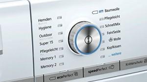 Siemens-WM14Y74D-Bedienfeld